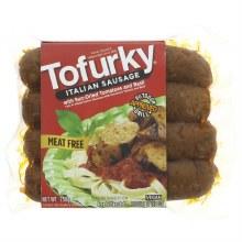 Tofurky Italian Style Sau