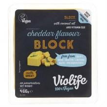 VL Block Cheddar