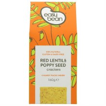 EasyBean Red Lentil & Poppy Se