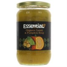 Essential Lentil/pumpk Soup Og
