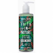 Faith Aloe V TeaTree Hand