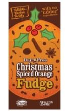 Fabulous Xmas Orange Fudge