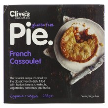 Cliv Org French Casso Pie