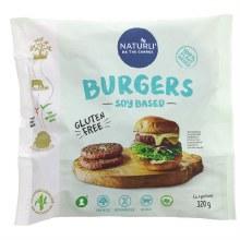 Naturli Vegan Burgers