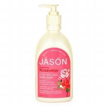 Jason Glyc Rose Liq Soap