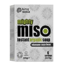 Miso Soup Edamame