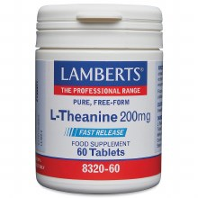 L-Theanine 200mg Fast Release