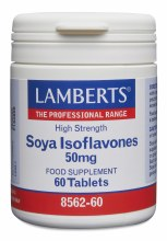 Soya Isoflavones 50mg