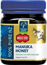 Manuka Honey (pure) MGO 250+