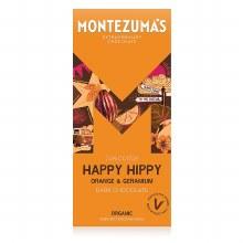 Happy Hippy Orange & Geranium
