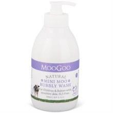 MooGoo 2-in-1 Bubbly Wash