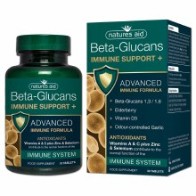 Beta  Glucans Immune Support+