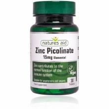 Zinc Picolinate 15mg
