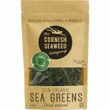 Organic Dried Sea Greens