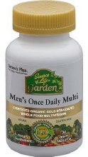 Garden Organic Mens 1 a Day