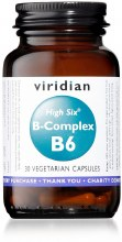 HIGH SIX Vit B6 w B-Complex