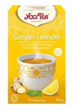 Ginger and Lemon Herbal Tea