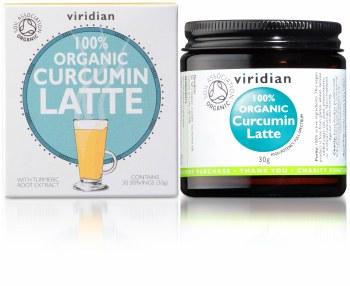 Organic Curcumin Latte