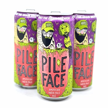 Against The Grain: Pile Of Face 4 Pack