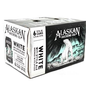 Alaskan: White 6 Pack