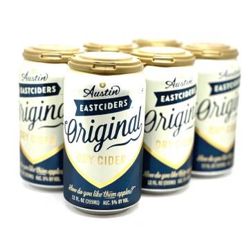 Austin Eastcider: Original Dry Cider 6 Pack