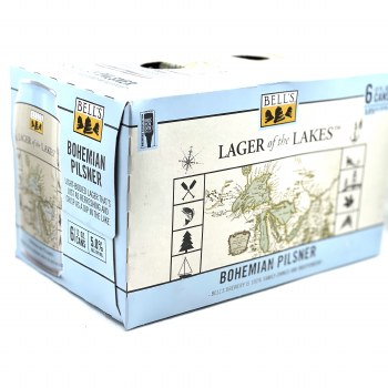 Bell's: Lager Of The Lakes 6 Pack