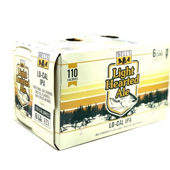 Bell's: Light Hearted 6 Pack