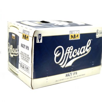 Bell's: Official 6 Pack