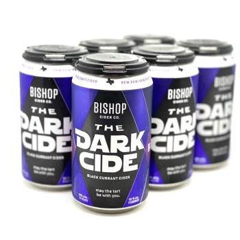 Bishop Cider: Dark Cide 6 Pack