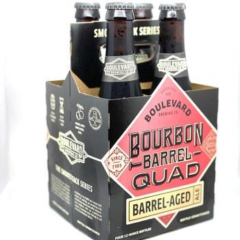 Boulevard: Bourbon Barrel Quad 4 Pack