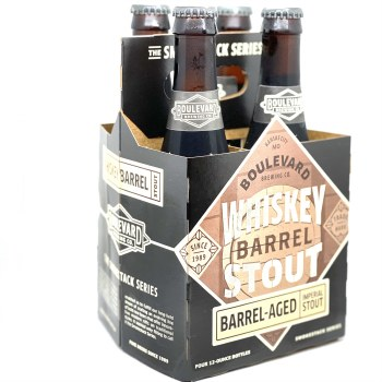 Boulevard: Whiskey Barrel Stout 4 Pack