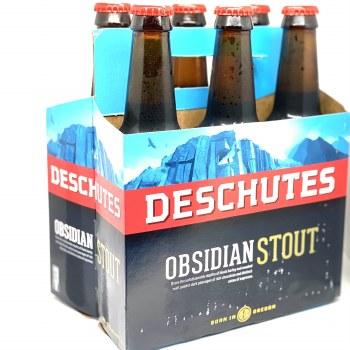 Deschutes: Obsidian Stout 6 Pack