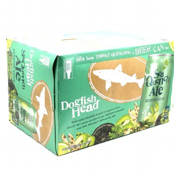 Dogfish Head: Seaquench 6 Pack