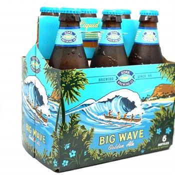 Kona: Big Wave 6 Pack