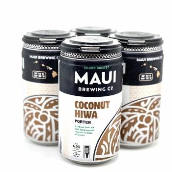 Maui: Coconut Porter 4 Pack