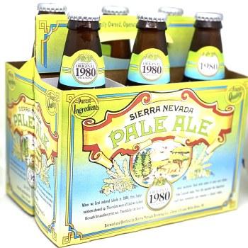 Sierra Nevada: Pale Ale 6 Pack (Bottles)