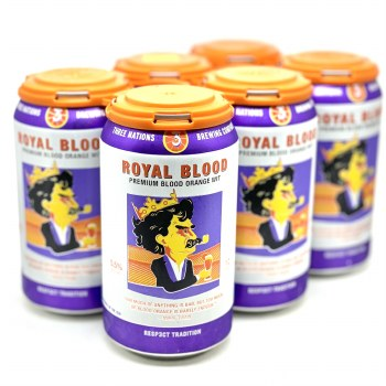 3 Nations: Royal Blood 6 Pack
