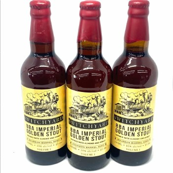 3 Nations: Switchyard Vol. 1 500ml Bottle