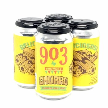 903 Brewers: Churro Stout 4 Pack