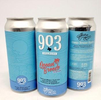 903 Brewers: Ocean Breeze Slushy 16oz Can