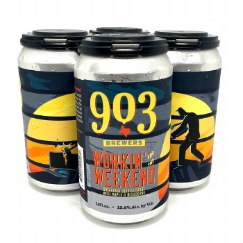 903 Brewers: Workin For the Weekend 4pk 12oz  Cans
