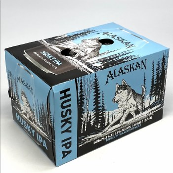 Alaskan: Husky IPA 6 Pack Cans