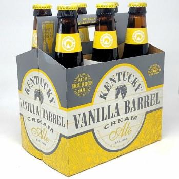 Lexington: Kentucky Vanilla Barrel Cream Ale 6 Pack Bottles
