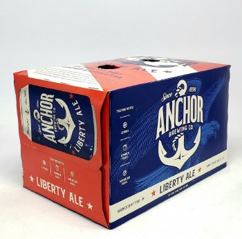 Anchor: Liberty Ale 6 Pack Cans