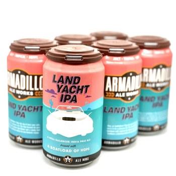 Armadillo: Land Yacht IPA 6 Pack
