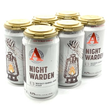 Avery: Night Warden 6 Pack