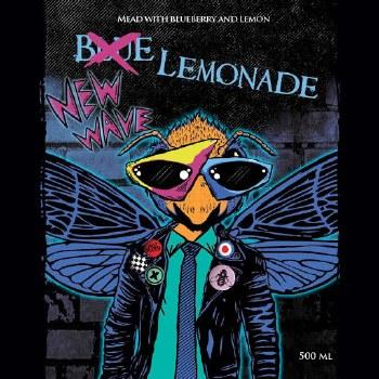 B. Nektar: New Wave Lemonade (500ml Bottle)