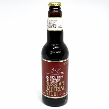 Baltika: Russian Imperial Stout (500ml Bottle)