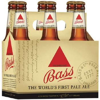Bass: Beer (6 Pack)