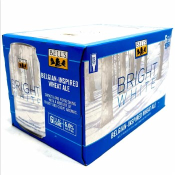 Bell's: Bright White 6 Pack